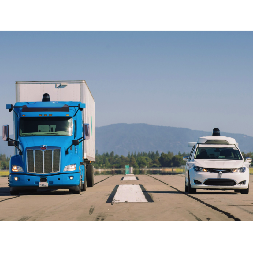Waymo's self-driving trucks will start delivering cargo in Atlanta