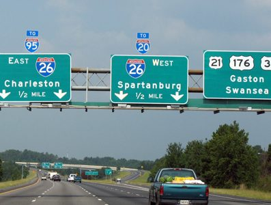 South Carolina i77 crop