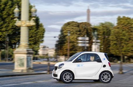 daimler car2go paris